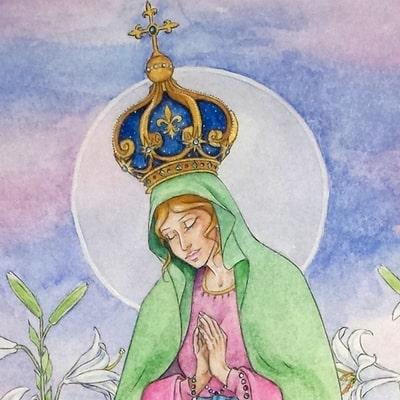 Notre Dame, priez pour nous